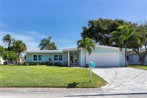 Photo of 10 Azalea Drive, Cocoa Beach, FL 32931 (MLS # 886063)