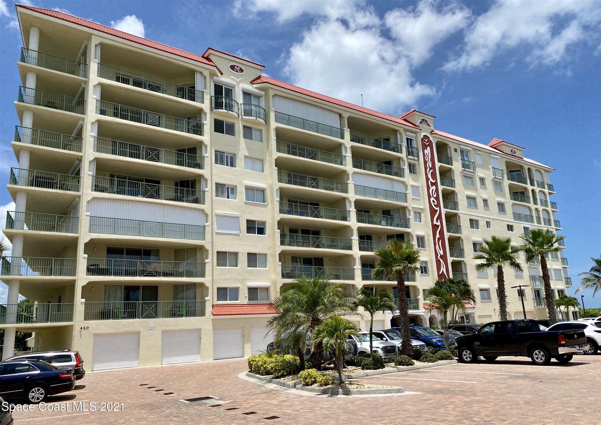 420 Harding Avenue #305, Cocoa Beach, FL 32931 - #: 911063