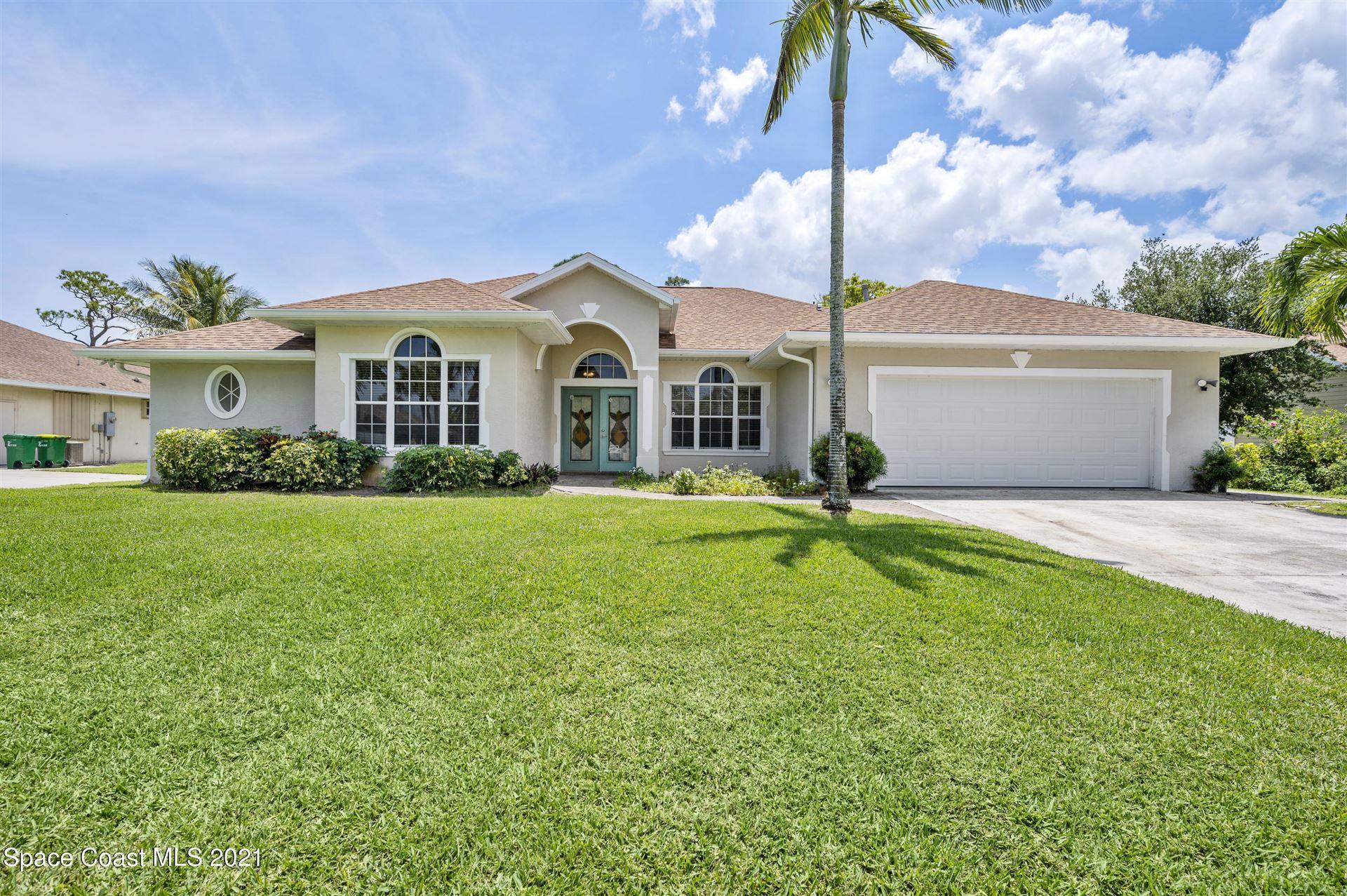 1801 Fowler Drive, Merritt Island, FL 32952 - #: 903065