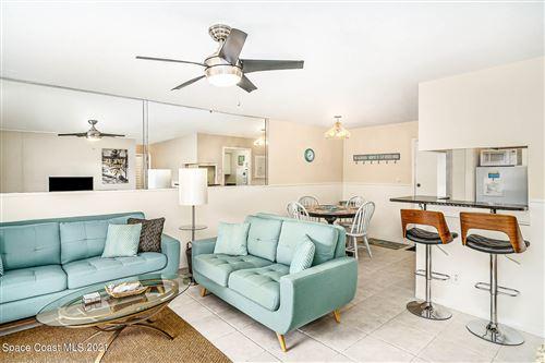Tiny photo for 2625 S Atlantic Avenue #18, Cocoa Beach, FL 32931 (MLS # 901070)