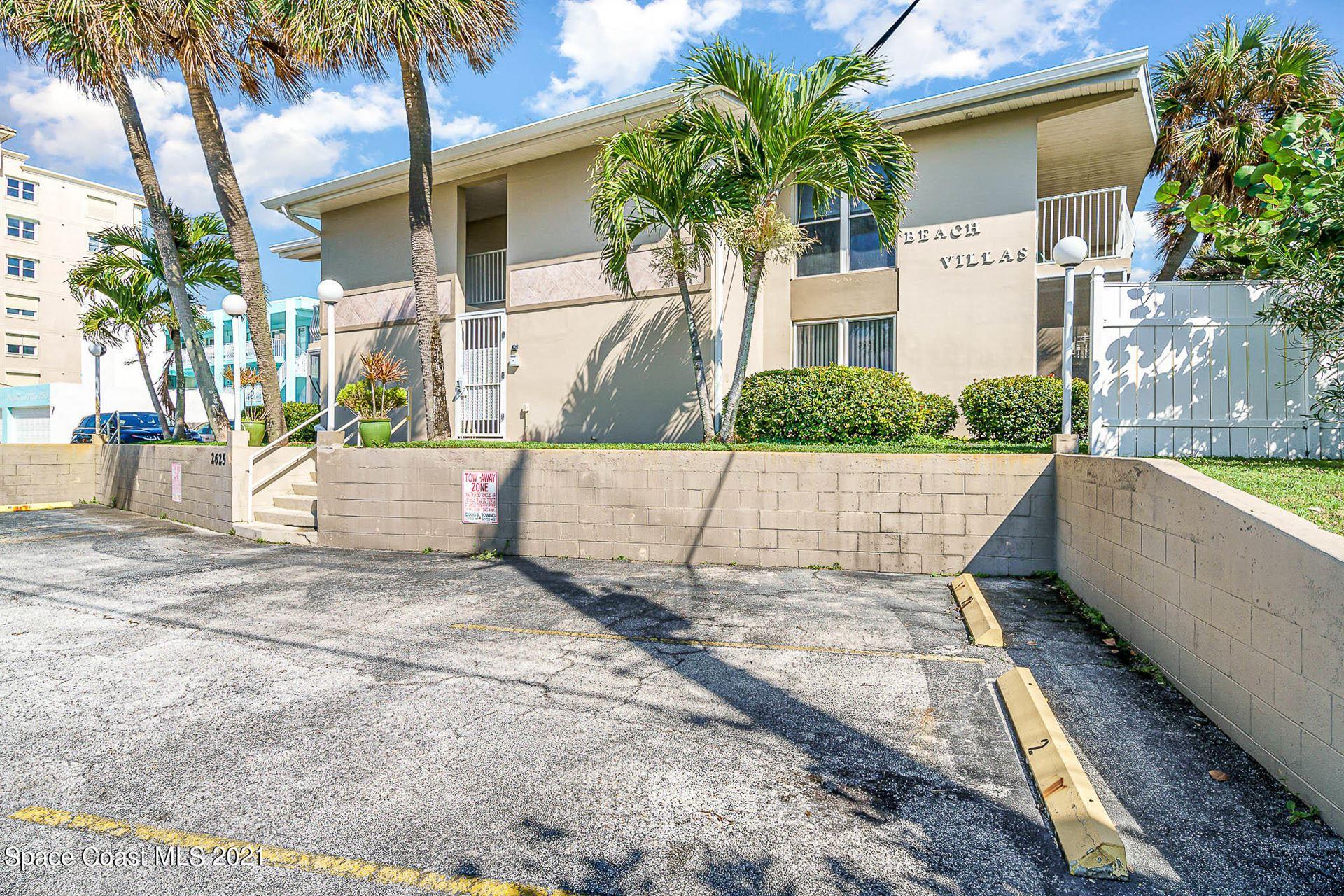 Photo for 2625 S Atlantic Avenue #18, Cocoa Beach, FL 32931 (MLS # 901070)