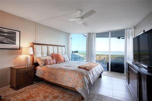 Photo of 1175 Highway A1a #203, Satellite Beach, FL 32937 (MLS # 886074)