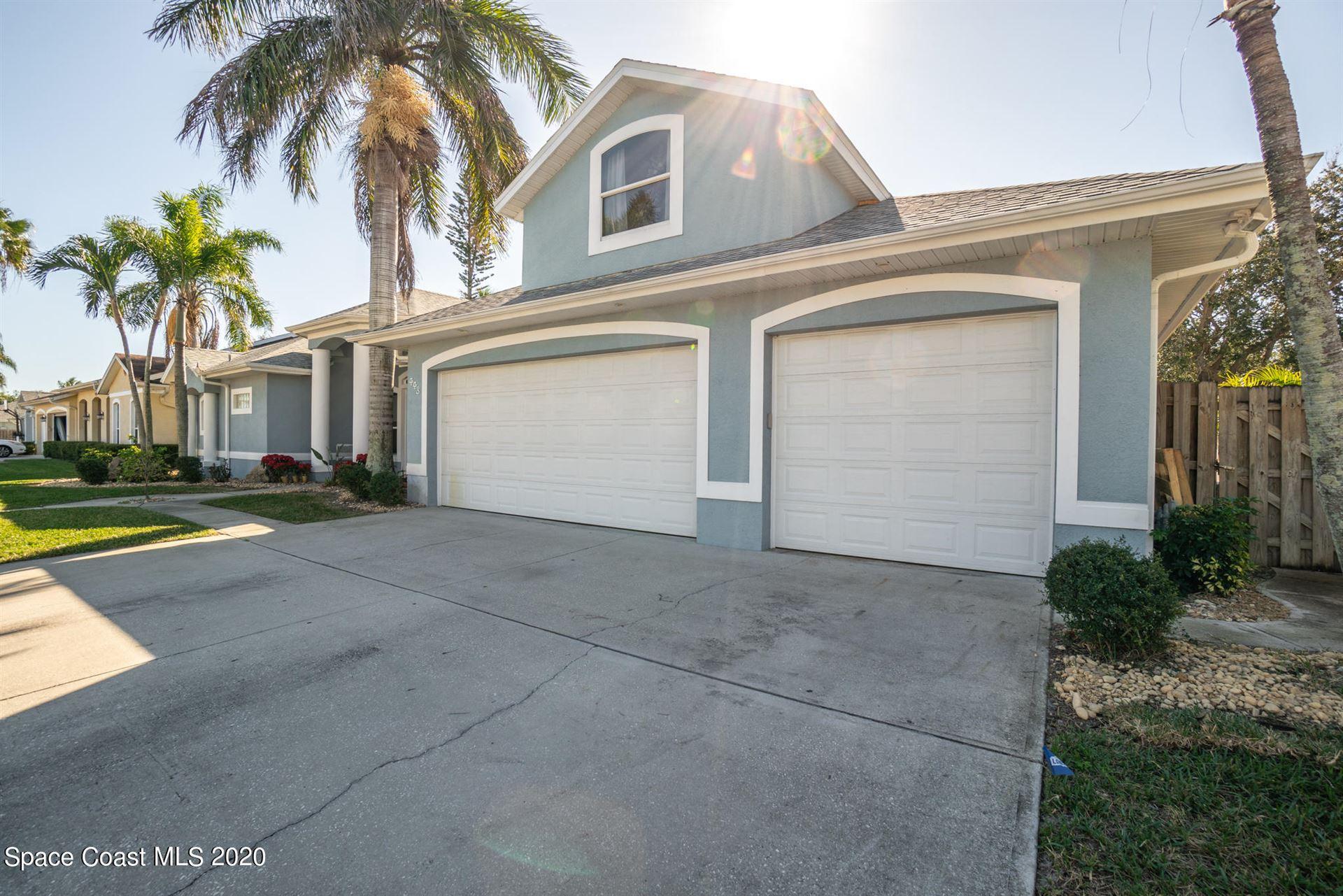 443 Lighthouse Landing Street, Satellite Beach, FL 32937 - #: 894075