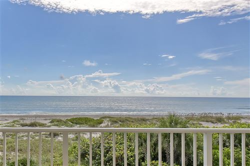 Photo of 1515 S Atlantic Avenue #304, Cocoa Beach, FL 32931 (MLS # 885079)