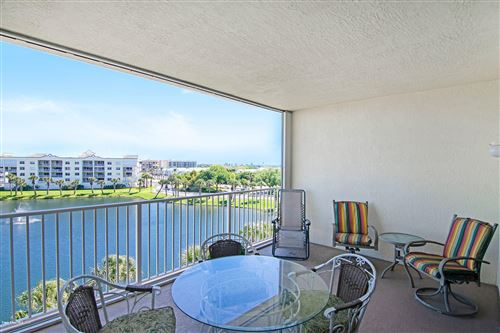 Photo of 8921 Lake Drive #504, Cape Canaveral, FL 32920 (MLS # 872080)