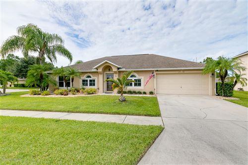 Photo of 1590 Las Palmos Drive, Palm Bay, FL 32908 (MLS # 886080)