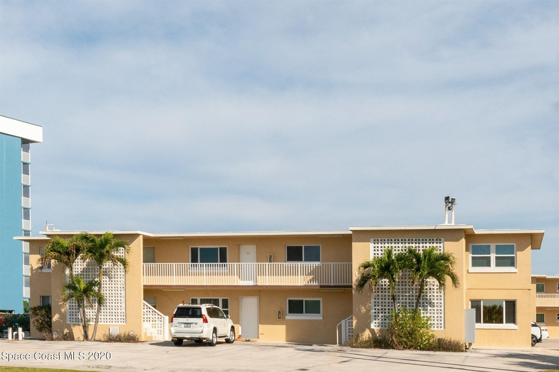 1195 HIGHWAY A1A #103, Satellite Beach, FL 32937 - #: 892080