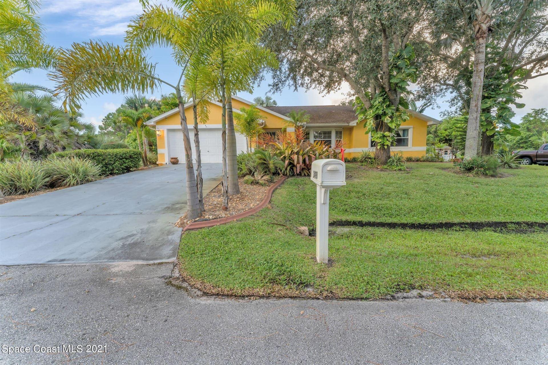 2498 Jaremko Avenue, Palm Bay, FL 32909 - #: 918081
