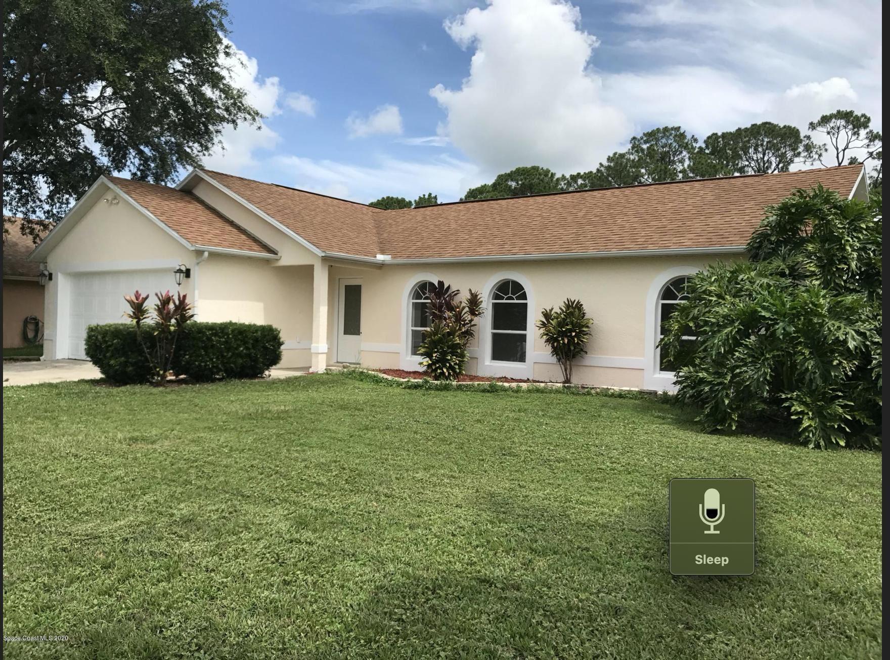 1701 NW Zaminder Street #44, Palm Bay, FL 32907 - #: 890082