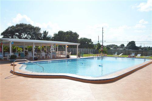 Photo of 404 School Road #56, Indian Harbour Beach, FL 32937 (MLS # 888086)
