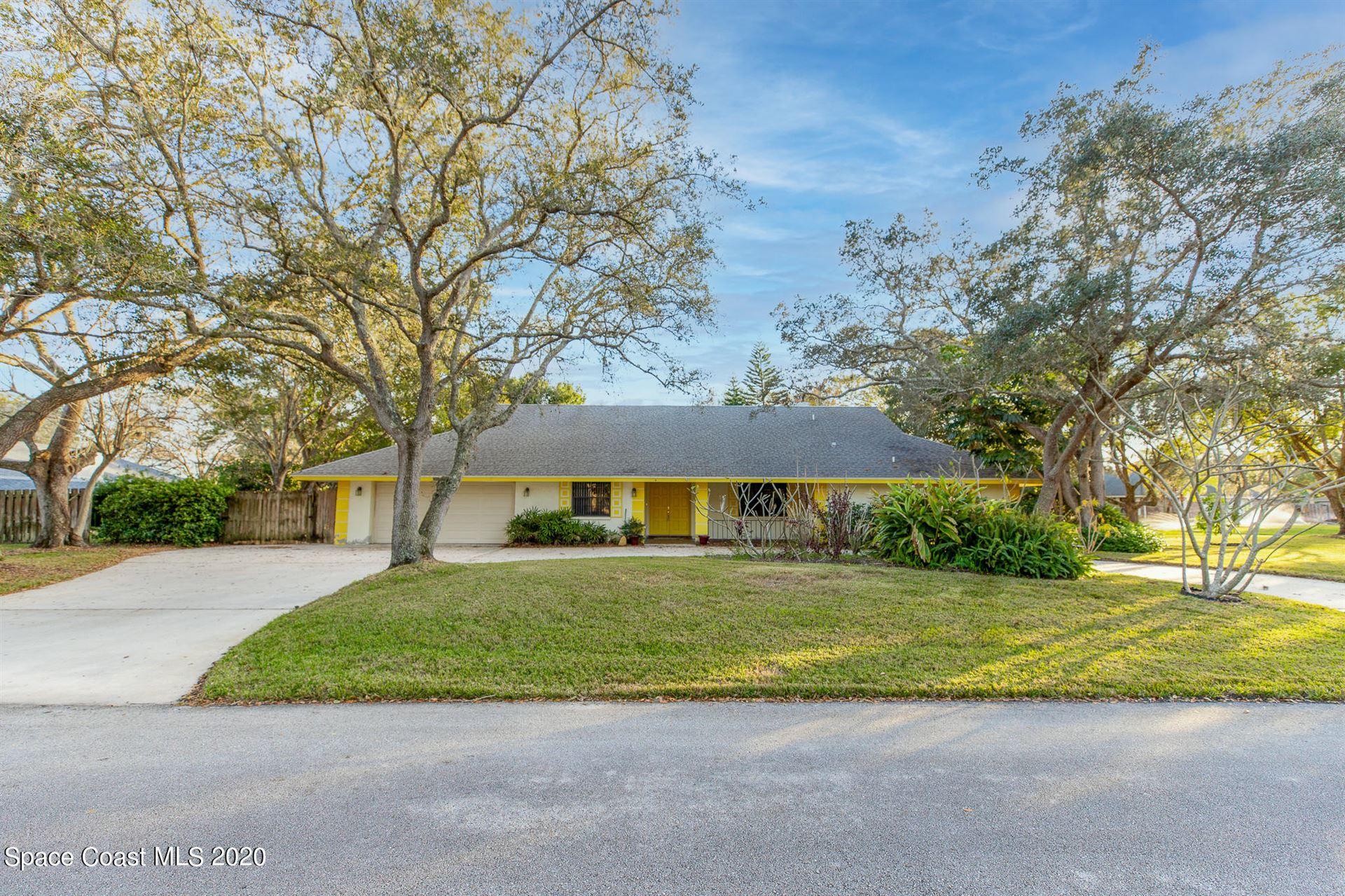 2552 King Street, Palm Bay, FL 32905 - #: 895086