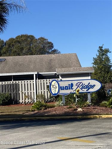 Photo of 1925 Quail Ridge Court #2603, Cocoa, FL 32926 (MLS # 895088)