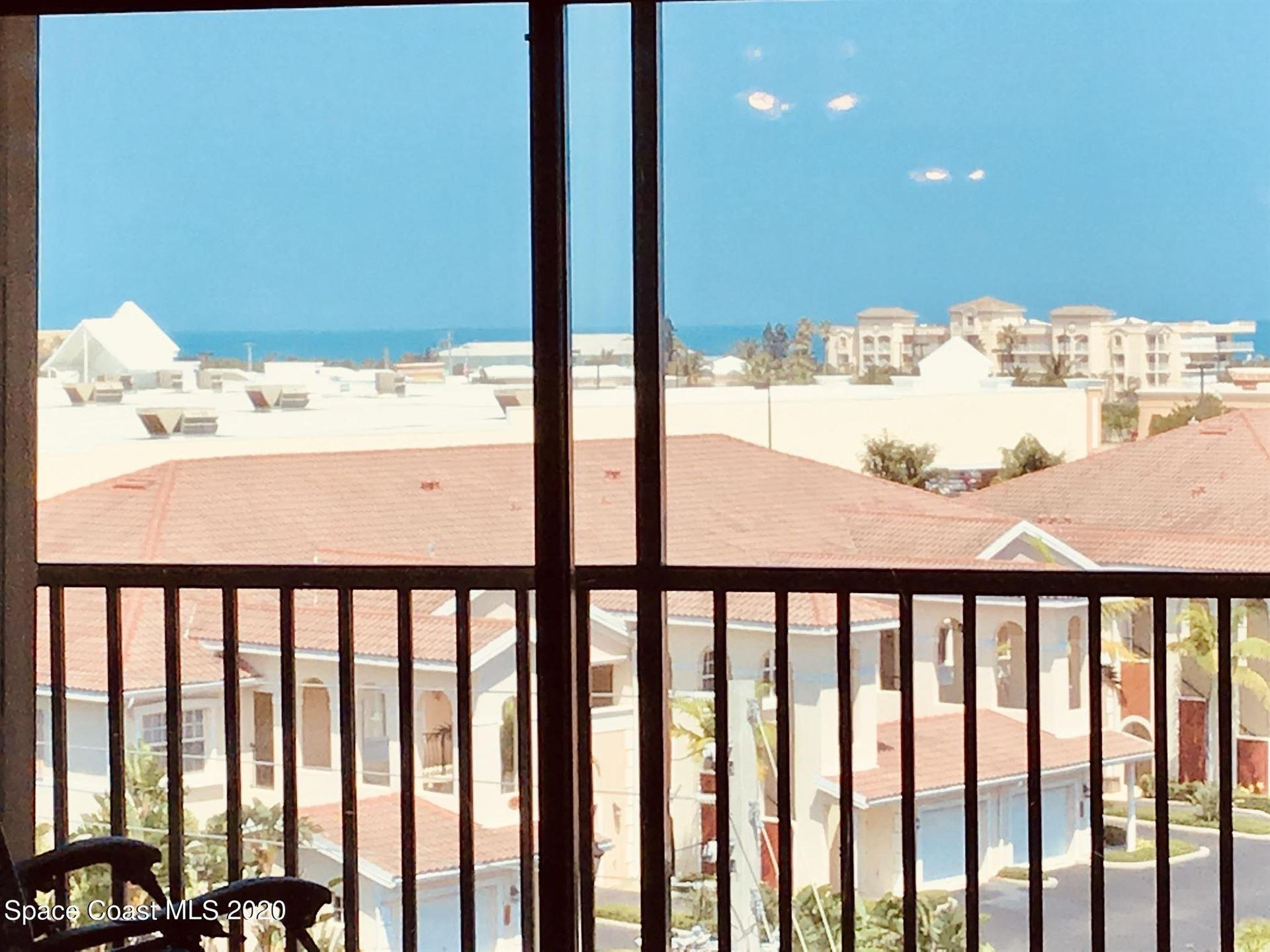 520 Palm Springs Boulevard #611, Satellite Beach, FL 32937 - #: 898088