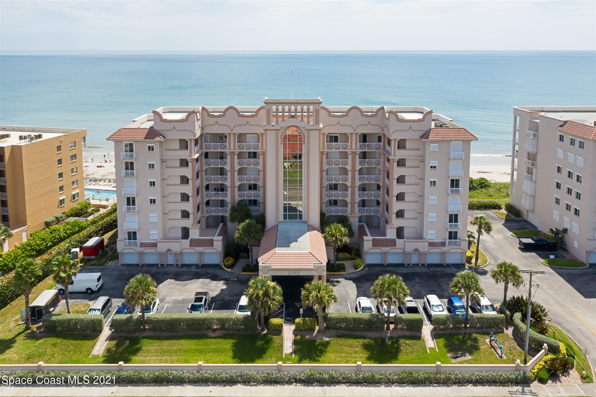 2065 Highway A1A #1601, Indian Harbour Beach, FL 32937 - #: 912089