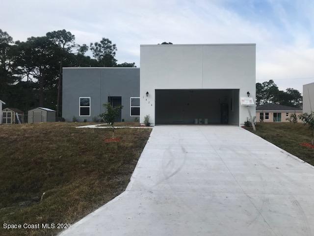 1474 SE Leeward Avenue, Palm Bay, FL 32909 - #: 893090
