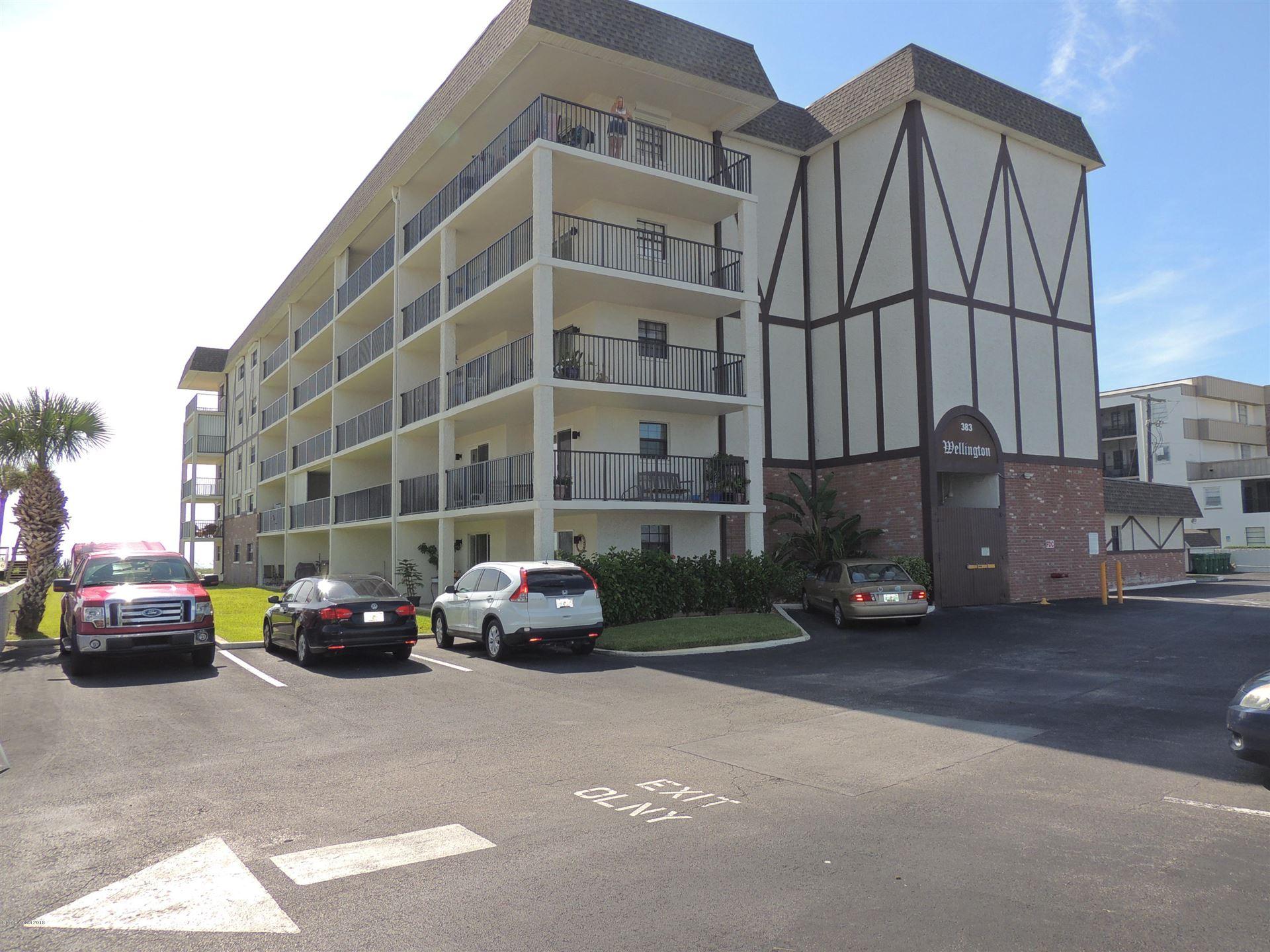Photo for 383 N Atlantic Avenue #502, Cocoa Beach, FL 32931 (MLS # 894090)