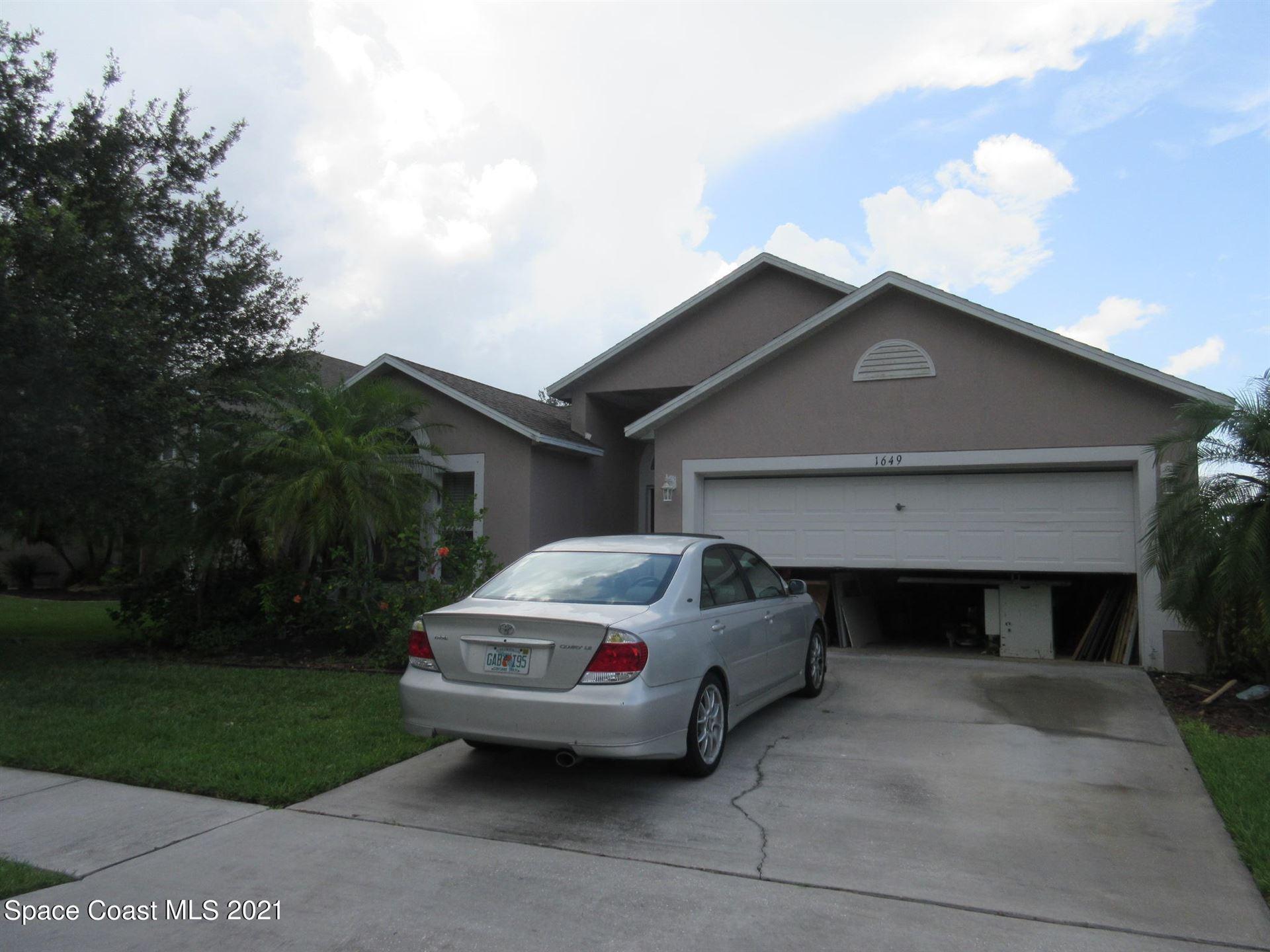 1649 La Maderia Drive, Palm Bay, FL 32908 - #: 910090