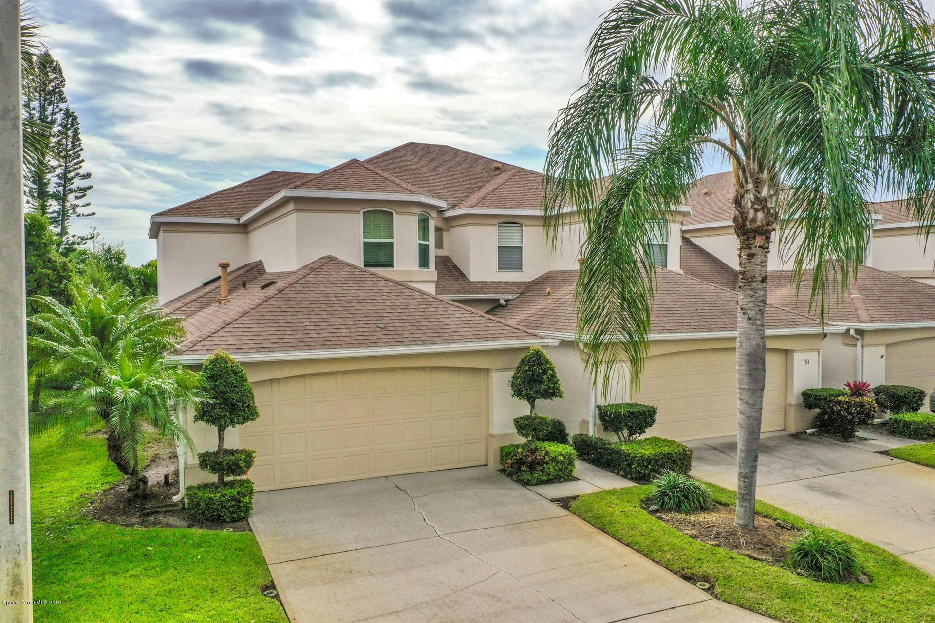702 Mar Brisa Court #702, Satellite Beach, FL 32937 - #: 900091