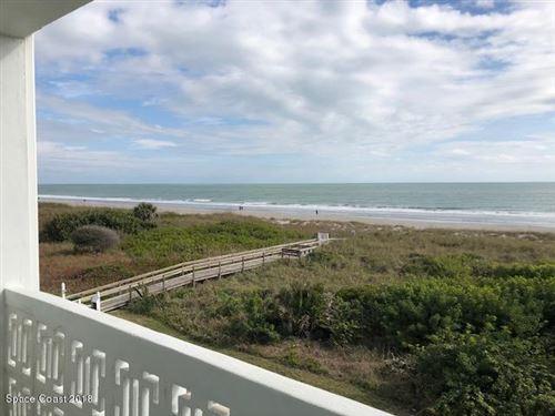 Photo of 4800 Ocean Beach Boulevard #330, Cocoa Beach, FL 32931 (MLS # 898092)