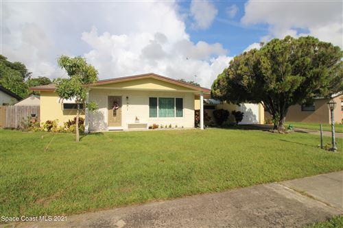 Photo of 790 Sandgate Street, Merritt Island, FL 32953 (MLS # 911092)