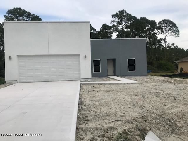 1735 NW Holbrook Road, Palm Bay, FL 32907 - #: 893092