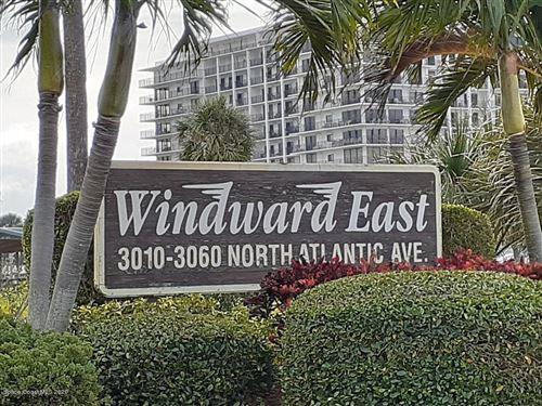 Photo of 3060 N Atlantic Avenue #508, Cocoa Beach, FL 32931 (MLS # 870094)