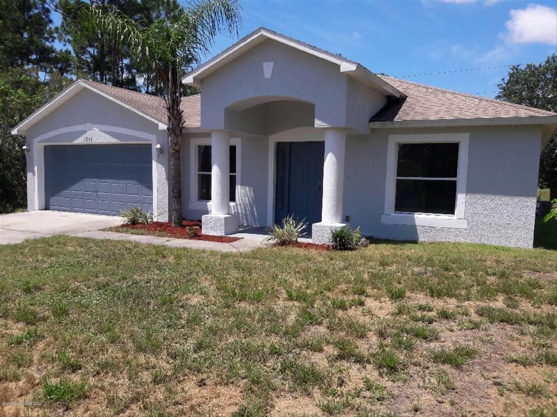 2862 SE Grant Avenue, Palm Bay, FL 32909 - #: 879097