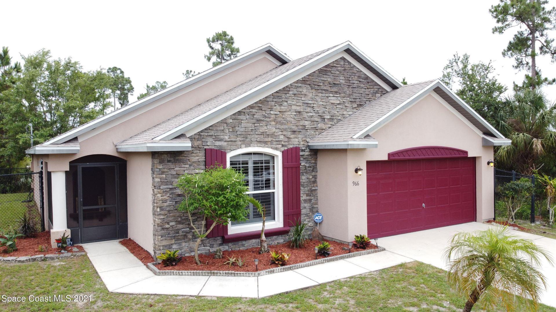 966 Weslaco Street, Palm Bay, FL 32909 - #: 905097