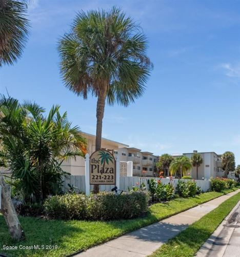 Photo of 221 Columbia Drive #137, Cape Canaveral, FL 32920 (MLS # 859098)