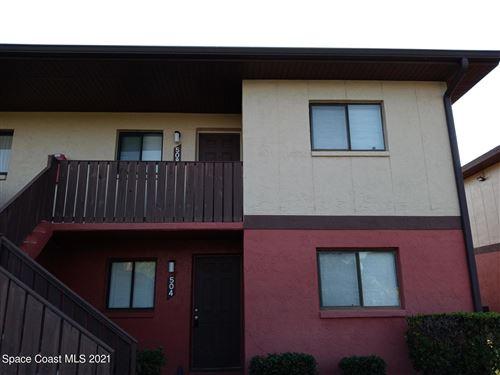 Photo of 1708 University Lane #504, Cocoa, FL 32922 (MLS # 904102)