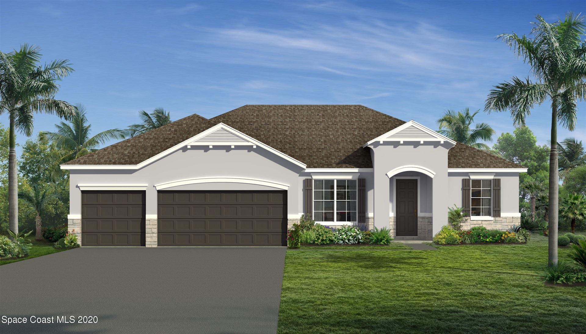 1712 Killian Drive, Palm Bay, FL 32905 - #: 913105
