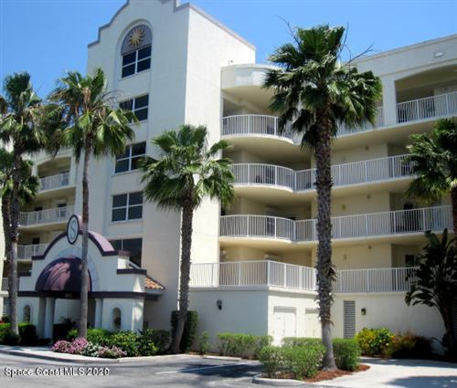 Photo of 8911 Lake Drive #405, Cape Canaveral, FL 32920 (MLS # 879106)