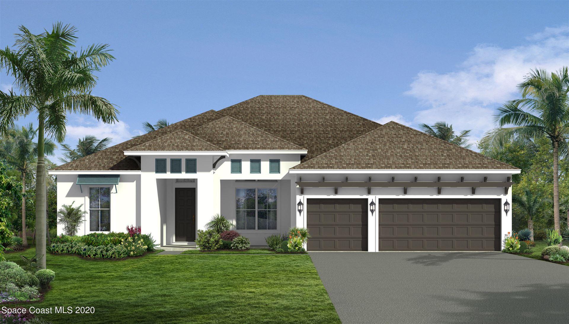 1853 Crossbill Drive, Titusville, FL 32796 - #: 913109