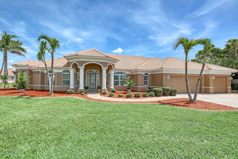 Photo for 73 River Falls Drive, Cocoa Beach, FL 32931 (MLS # 903111)
