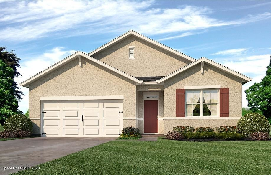 3372 Indian River Parkway, Mims, FL 32754 - #: 895112