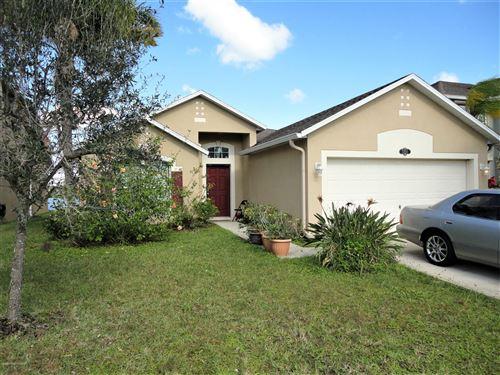 Photo of 3254 Burdock Avenue, West Melbourne, FL 32904 (MLS # 891113)