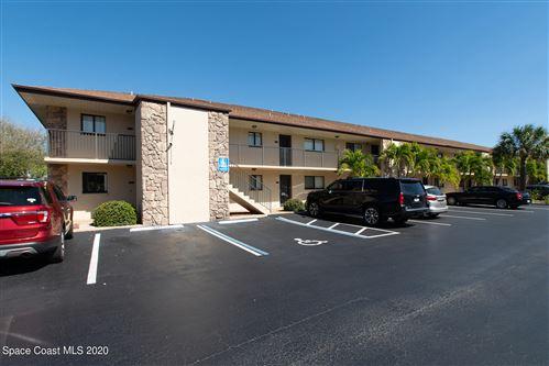 Photo of 3180 N Atlantic Avenue #204, Cocoa Beach, FL 32931 (MLS # 898113)