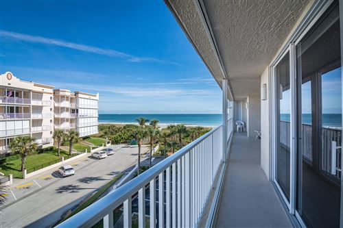 Photo of 425 Buchanan Avenue #401, Cape Canaveral, FL 32920 (MLS # 874115)