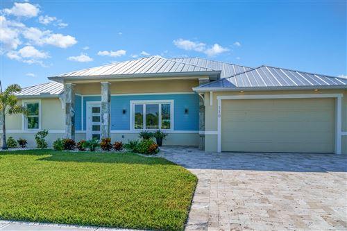 Photo of 110 Enclave Avenue, Indian Harbour Beach, FL 32937 (MLS # 869116)