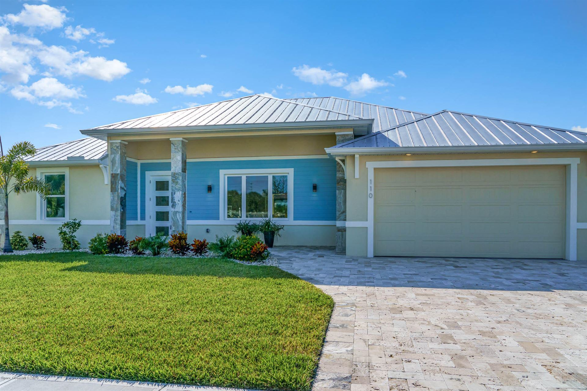 110 Enclave Avenue, Indian Harbour Beach, FL 32937 - #: 869116