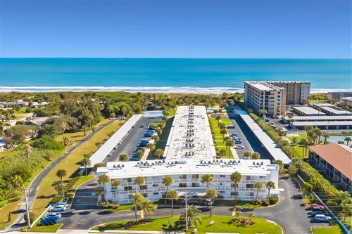 Photo of 3190 N Atlantic Avenue #321, Cocoa Beach, FL 32931 (MLS # 866118)