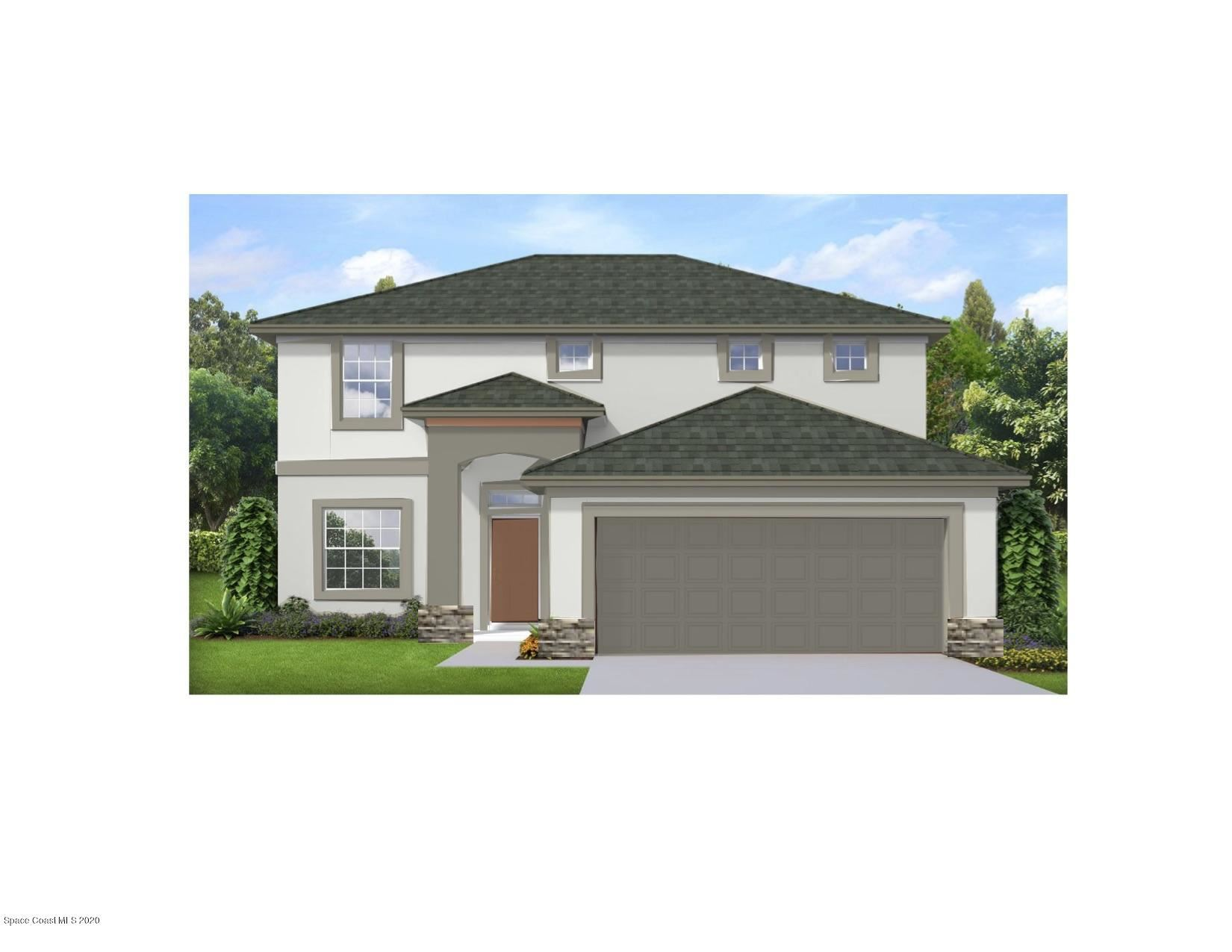 961 Taft Avenue, Palm Bay, FL 32909 - #: 889118