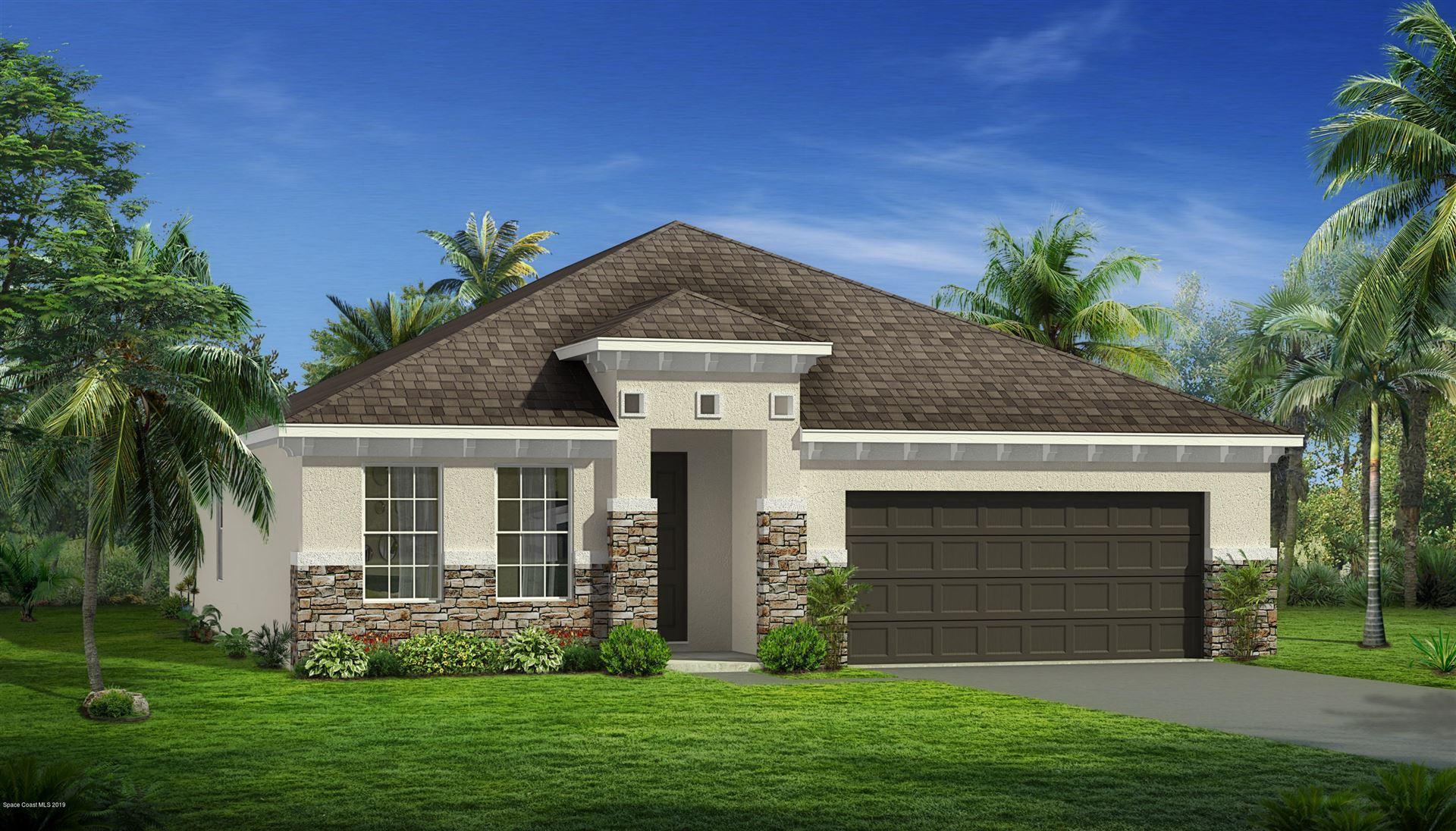 947 Corbin Circle, Palm Bay, FL 32908 - #: 892118