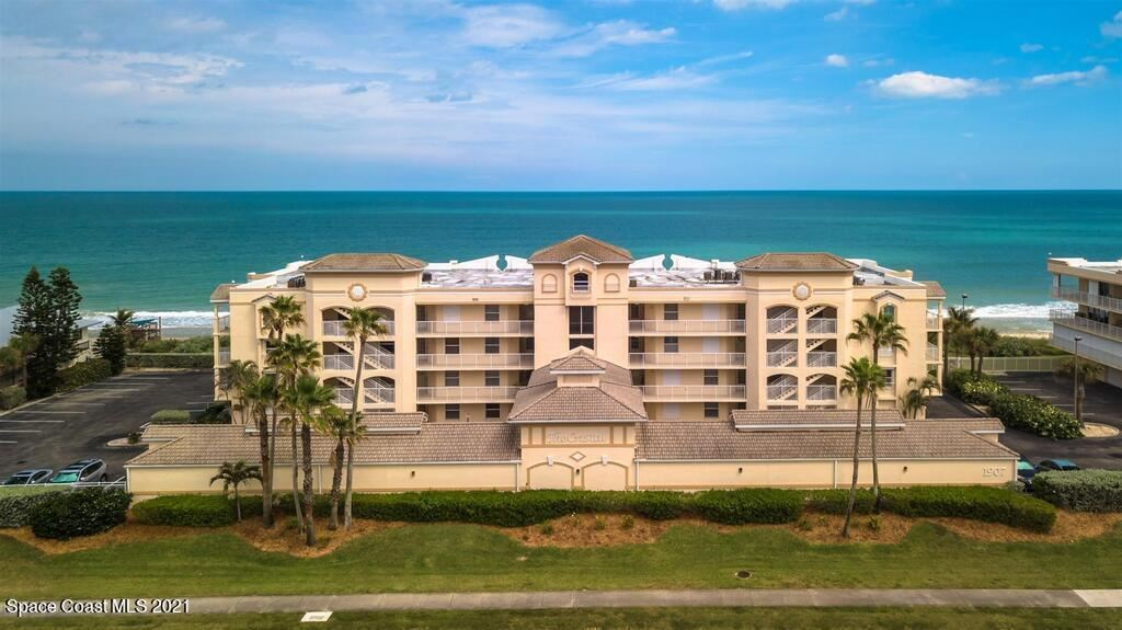1907 Highway A1a #404, Indian Harbour Beach, FL 32937 - #: 902118