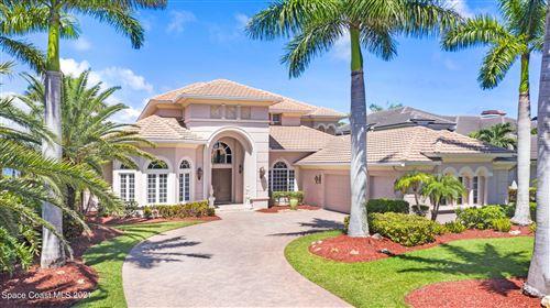 Photo of 325 Lansing Island Drive, Satellite Beach, FL 32937 (MLS # 912119)