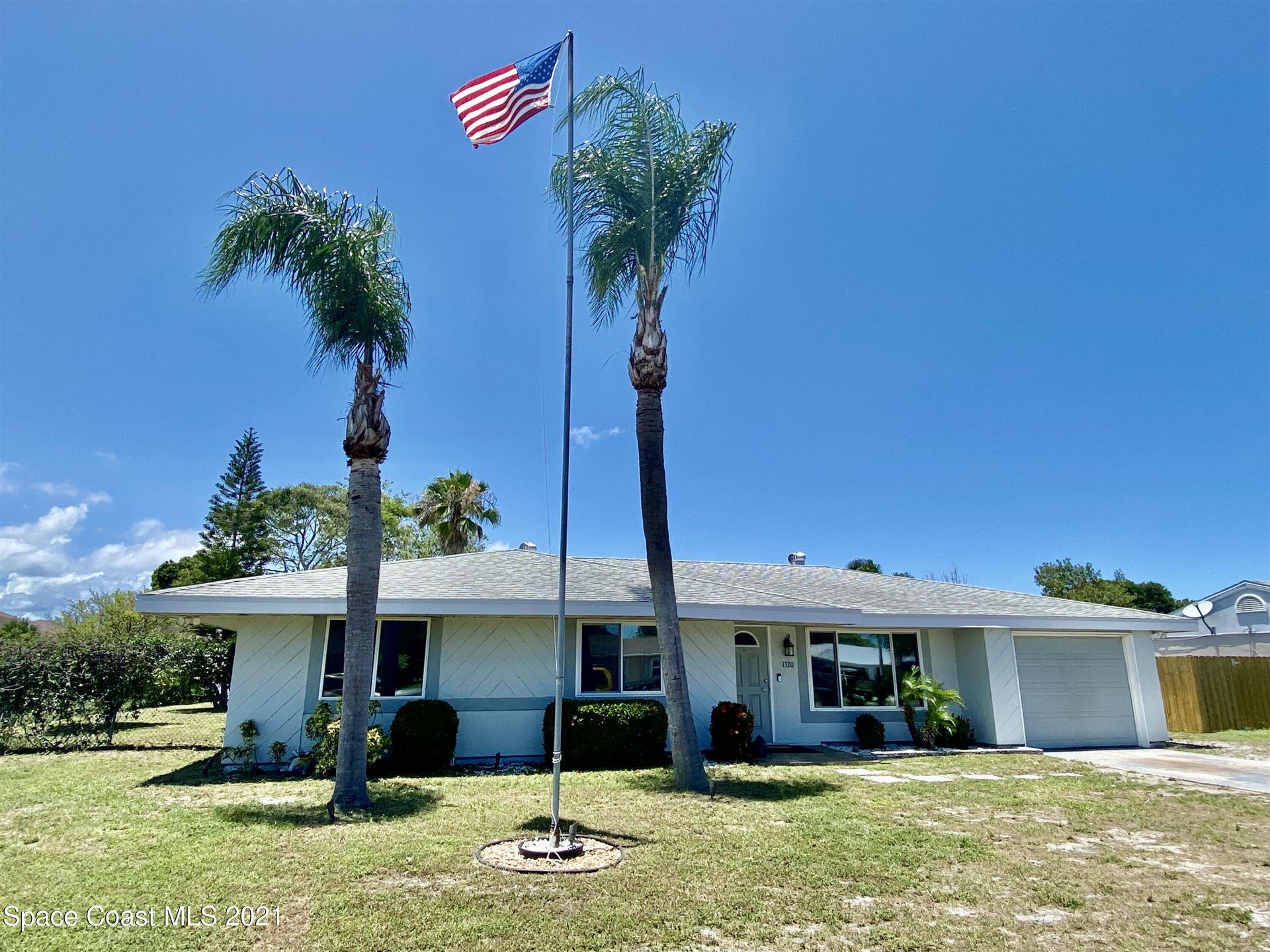 1320 Mariposa Drive, Palm Bay, FL 32905 - #: 908120