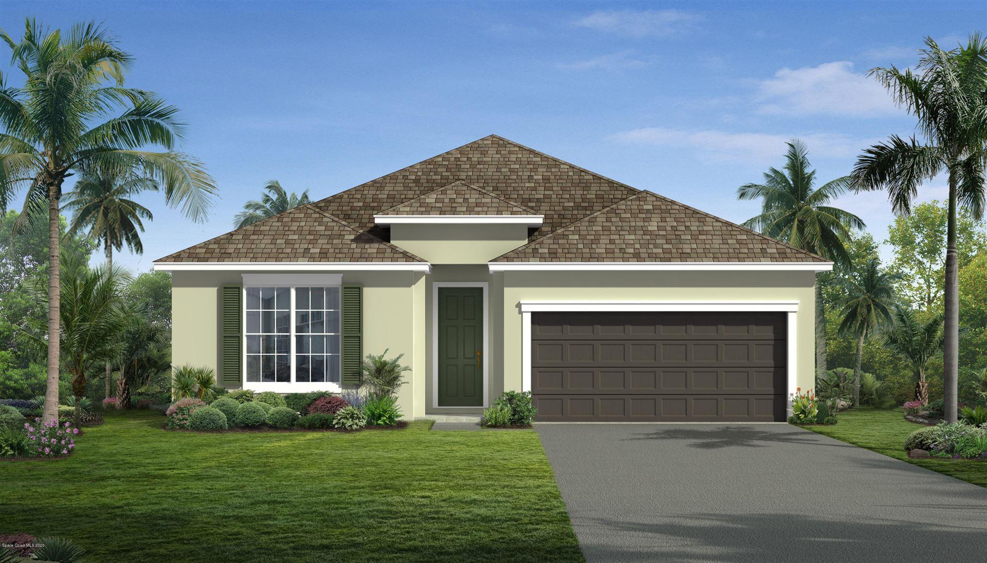 939 Corbin Circle, Palm Bay, FL 32908 - #: 892121