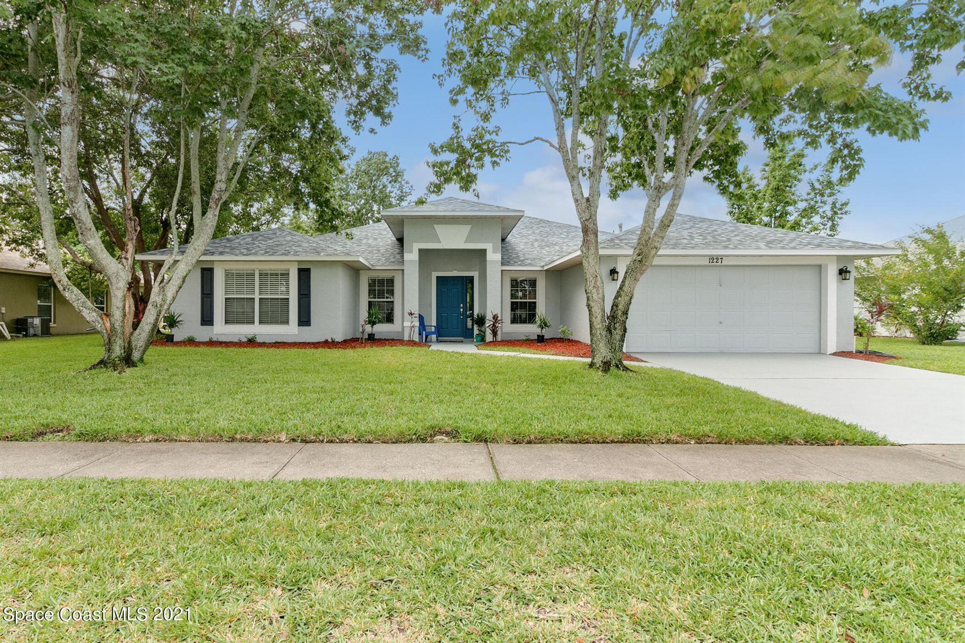 1227 Winding Meadows Road, Rockledge, FL 32955 - #: 916121