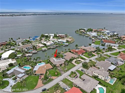 Photo of 47 Country Club Road, Cocoa Beach, FL 32931 (MLS # 901125)
