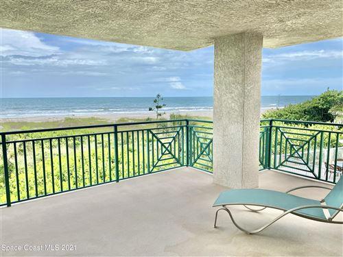 Photo of 443 Johnson Avenue #302, Cape Canaveral, FL 32920 (MLS # 910125)